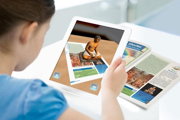 Virtual reality education software